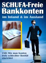 Schufa-freie Bankkonten